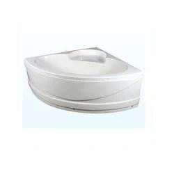 Acrylic Corner Bath Tub