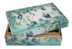 Printed MDF Wooden Box
