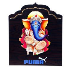 Wall Hanging Ganesh Divine Gifts