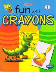 Fun With Crayons Book