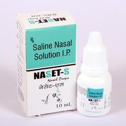 Sodium Chloride 0.74% Nasal Drop