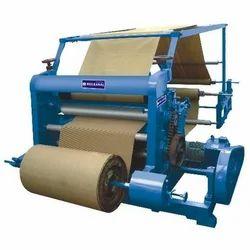 Paper Corrugating Machine