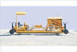 Optimal Traction Level Concrete Paver Machine