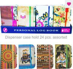Personal Log Book With Pen