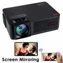 EGATE P9 Wireless Screen MIRRORING MIRACAST LED HD 3600L Projector - 1280 X 800