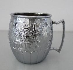Chrome Designer Mug