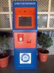 Automatic Ticket Vending Machine