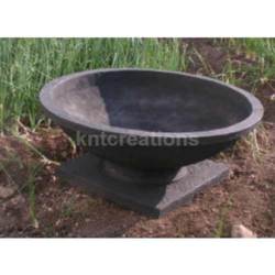 Stone Cup Planter