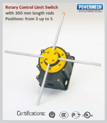 Dual Speed Rotary Limit Switch