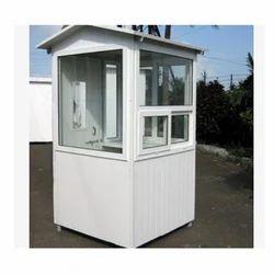 Security Portable Cabin
