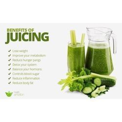 Organic Joint Pain Herbal Juice