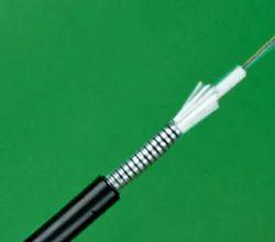 Armoured Fiber Optic Cable, 24 Core, SM, Unitube