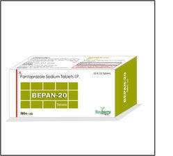 Pantoprazole Sodium 20mg Tablet