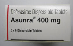 Asunra 400mg Tablet