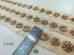 Embroidered Lace E2160