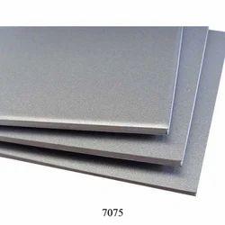 Aluminum 7075 Plate
