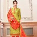 Banarasi Silk Jacquard Suit
