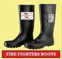 Fire Fighters Boots