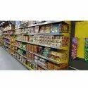 SS Supermarket Display Rack