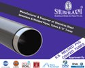 Stainless Steel Welded PVC Coated Tubes