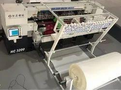 Multi Needle Quilting Machines
