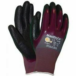 ATG MAXIDRY  Safety Hand Gloves