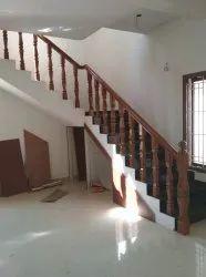 Wooden Handrailing Railing