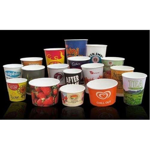 Disposable Paper Cup Manufacturer from Akbarpur