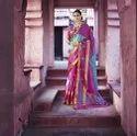 Wedding Wear Pure Silk Saree