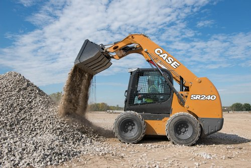 CASE Backhoe Loader - CASE 770EX PRO 76 HP Backhoe Loader