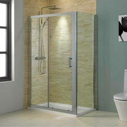 Tray Shape- Square Shower Cubicle