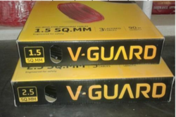V Guard wires