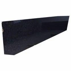 Polished Big Slab Majestic Black Granite Slabs, Thickness: 16 mm
