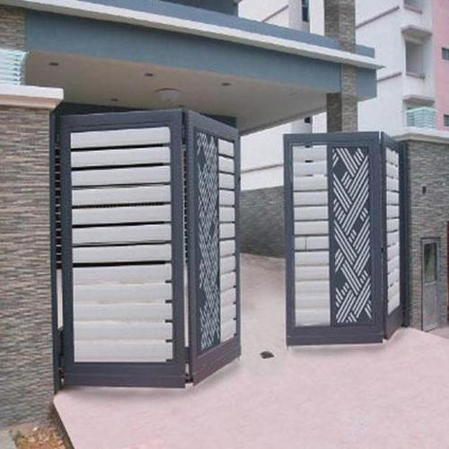 Sliding Folding Gate At Rs 70000 Piece Sliding Gates