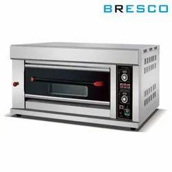 Bresco Gas Bakery Oven 1 Deck 2 Tray