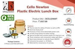 Newton Plastic Electric Lunch Box (i3cellonwt)  sc 1 st  IndiaMART & H07 - Power Plus Electra Lunch Box Steel - 3 Container at Rs 365 ... Aboutintivar.Com