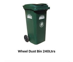 Wheel Dustbin 240 Ltrs