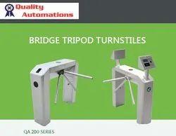 Tripod Turnstiles (Bridge Type QA 200 Series)