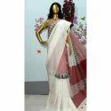 Bengali ladies designer saree