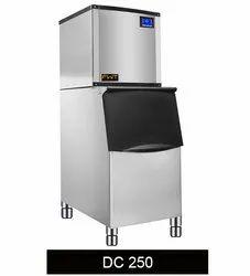 250 Kg Dice Shape Ice Cube Making Machine