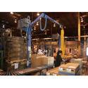 Industrial Articulating Jib Crane