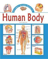 My First Board Book of Human Body