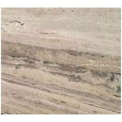 Silver Travertine Italian Marble