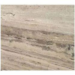Silver Travertine Italian Marble Application Area Flooring