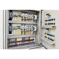 Soni Electrical Induction Industrial Control Panel Board