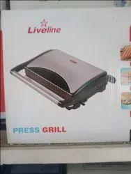 Liveline Press Sandwich Griller