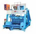 Semi Automatic Hollow Block Machine