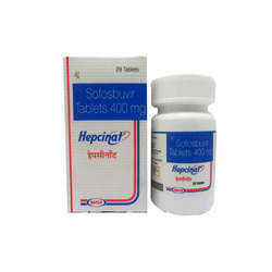 Hepcinat Sofosbuvir 400 mg Tablet