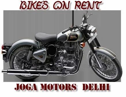 Bikes On Rent In Delhi India Adventure Travel Rs 900 Day Joga