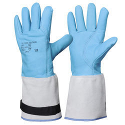 Cryogenic Hand Gloves